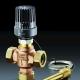 Как выбрать термоголовку для теплого водяного пола?