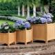 Кашпо для сада: оригинальные идеи своими руками