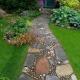 Садовые дорожки: как сделать дешево и красиво своими руками?