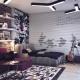 Стильные варианты оформления дизайна большой комнаты