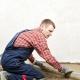 Стяжка под теплый пол: выбор материала и особенности заливки
