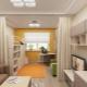 Зонирование однокомнатной квартиры: правила, идеи, интересные решения