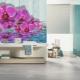 3D плитка: оригинальные решения для отделки интерьера