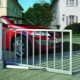 Автоматика для распашных ворот: особенности конструкции