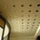 Бесшовная потолочная плитка: особенности выбора