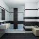 Черно-белая плитка: стильные решения для вашего интерьера