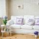 Гостиная в стиле «прованс»: нежность в интерьере