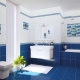 Идеи дизайна с синей плиткой