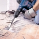 Как произвести демонтаж плитки?