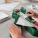 Как резать плитку плиткорезом?
