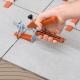 Клинья для укладки плитки: особенности применения
