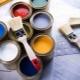 Водно-дисперсионные краски: классификация и характеристики