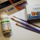 Замедлитель высыхания для акриловых красок: особенности применения