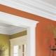 Багеты для потолка: размеры, материалы и особенности