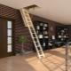 Чердачные лестницы Fakro: плюсы и минусы