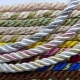 Декоративные шнуры для натяжных потолков: особенности выбора и применения