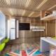 Деревянные потолки в дизайне интерьера
