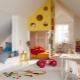 Детская на мансарде: планировка и дизайн