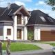 Дом с гаражом: красивые варианты проектов постройки