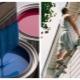 Фасадная краска по дереву: виды продукции для наружных работ