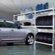 Как выбрать стеллажи для гаража?