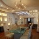 Конструкции из гипсокартона в оформлении современного интерьера