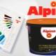 Краски Аlpina: характеристики и разнообразие цветов