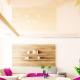 Натяжные потолки Pongs: характеристики и дизайн