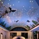 Натяжные потолки с эффектом 3D: необычные решения в интерьере