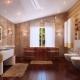 Натяжные потолки в деревянном доме: за и против
