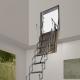 Нюансы изготовления лестницы для чердака