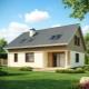 Оригинальные проекты небольших домов с мансардой