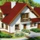 Планировка дома с мансардой размером 6 на 9