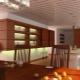 Пластиковые потолки в дизайне интерьера