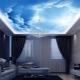Потолок «небо» в дизайне интерьера