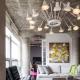 Потолок в стиле «лофт»: особенности стиля и изготовления