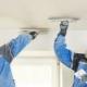 Шпаклевка потолка: особенности и технология процесса