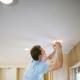 Установка светильников в гипсокартон: пошаговая инструкция