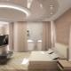 Варианты дизайна комнаты при помощи декора из гипсокартона