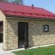 Виды конструкций крыш для гаража