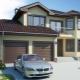 Самые популярные проекты гаражей для двух машин