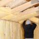 Тонкости утепления потолка в частном доме изнутри