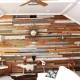 Покраска вагонки внутри дома в разные цвета: красивые идеи в интерьере
