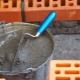Расход цемента на 1 куб раствора