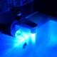 Какие бывают светодиодные насадки на кран?