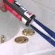 Силиконовые сантехнические герметики: технические характеристики и применение