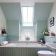 Стеновые ПВХ-панели в интерьере ванной комнаты
