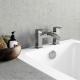 Как подобрать врезной смеситель для акриловой ванны?