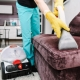 Химчистка мебели из деликатных тканей