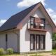 Проекты домов из газобетона размером 6 на 8